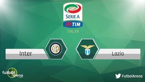 Inter - Lazio maçı saat kaçta, hangi kanalda?