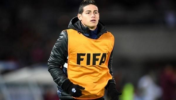 James Rodriguez'den transfer açıklaması