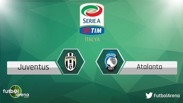 Juventus - Atalanta maçı saat kaçta, hangi kanalda?