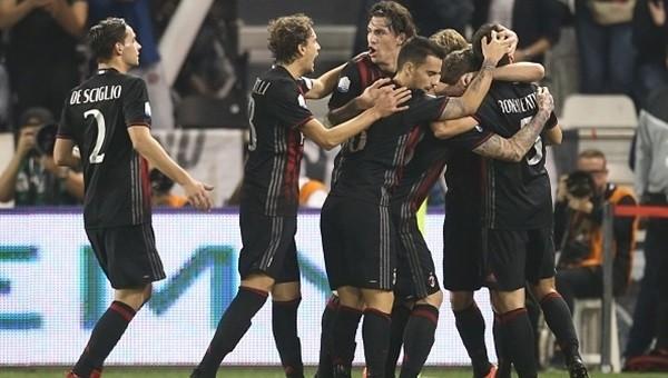 Juventus - Milan maçı özeti ve golleri
