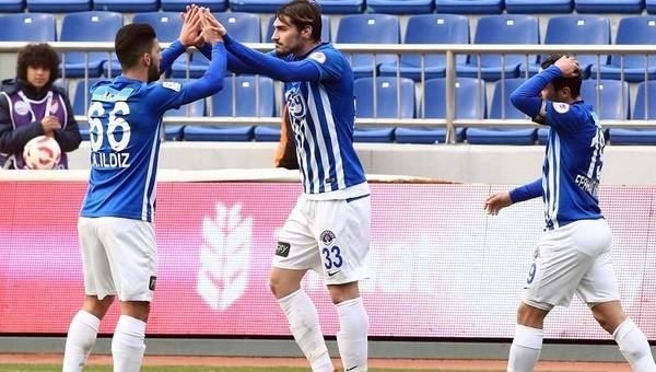 Kasımpaşa 3-2 İnegölspor maç özeti ve golleri