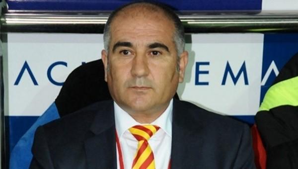Kayserispor'a geçici teknik direktör