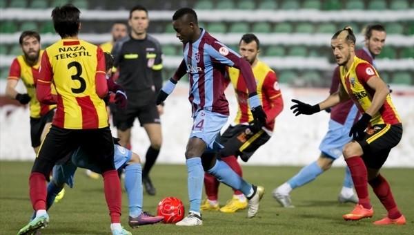 Kızılcabölükspor 1 - 1 Trabzonspor maçı özeti ve golleri