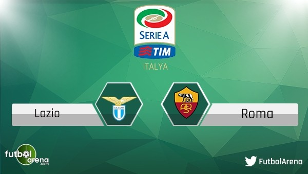 Lazio - Roma maçı saat kaçta, hangi kanalda?