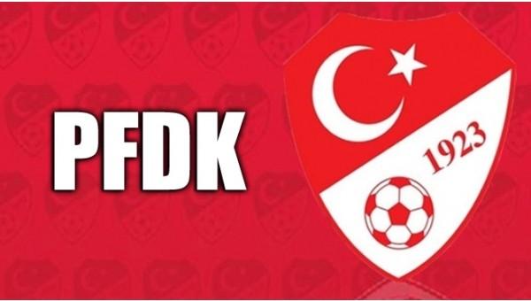 Levent Nazifoğlu'na PFDK'dan ceza