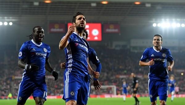 Lider Chelsea yine kazandı!