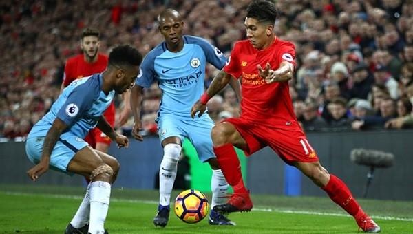Liverpool - Manchester City maçı özeti ve golü