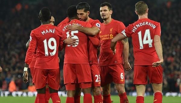 Liverpool, Stoke City'e acımadı: 4-1