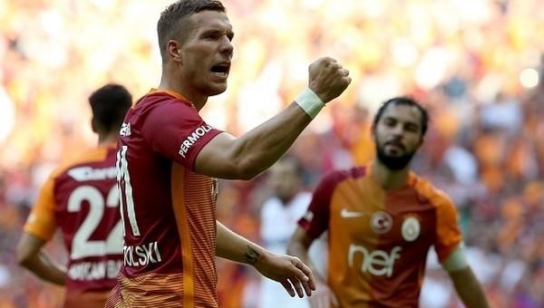 Lukas Podolski'ye Brezilya'dan sürpriz talip