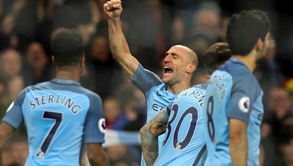 Manchester City 2-0 Watford maç özeti ve golleri