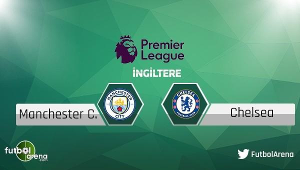 Manchester City - Chelsea maçı saat kaçta, hangi kanalda?