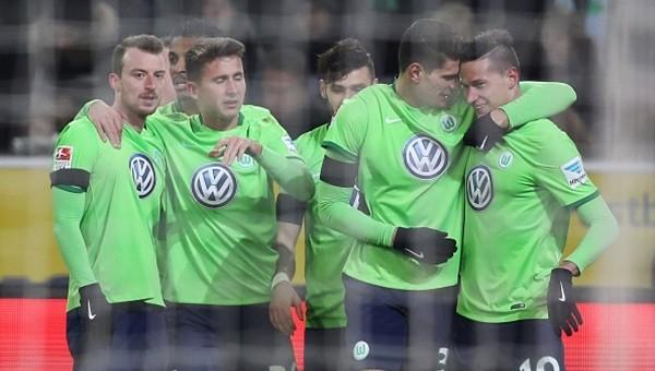 Mario Gomez'in Mönchengladbach'a attığı gol - İZLE