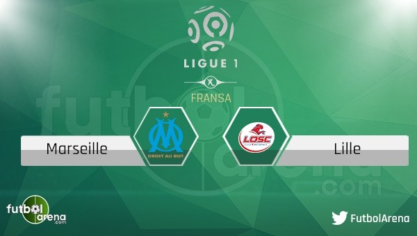 Marsilya - Lille maçı saat kaçta, hangi kanalda?