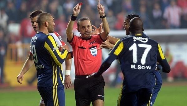 Mehmet Demirkol: 'Sow'un pozisyonu faul'