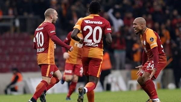 Mehmet Demirkol'dan Sneijder'e övgü