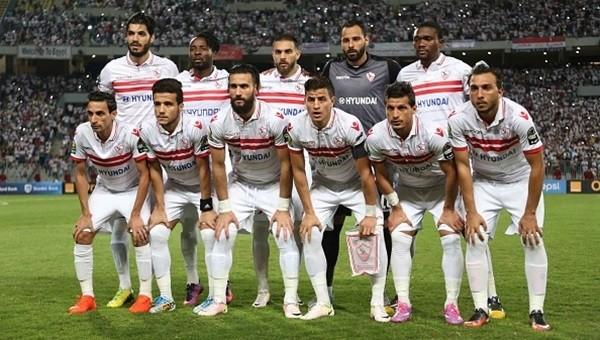Mısır Ligi ekibi Zamalek SC ligden çekildi