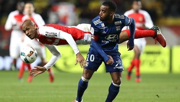 Monaco 1-3 Lyon maç özeti ve golleri