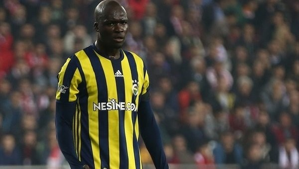Fenerbahçe'de Moussa Sow üzüntüsü