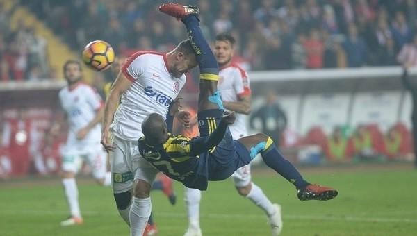 Moussa Sow'un iptal edilen golü