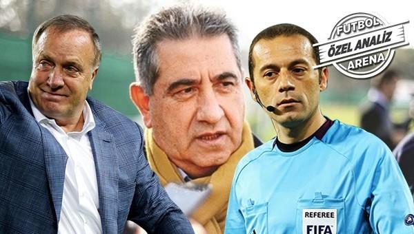 Murat Fevzi Tanırlı yazdı! 'Malum hakem'