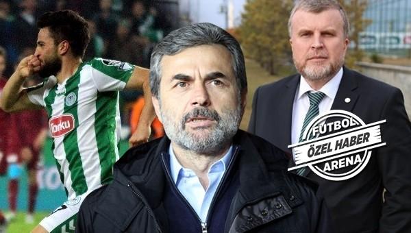 Ömer Ali Şahiner ile transfer toplantısı
