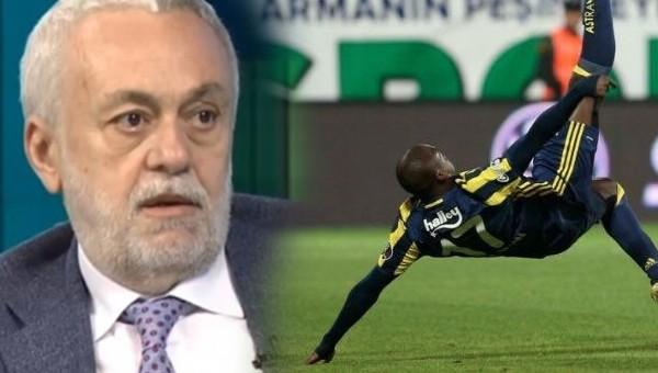 Ömer Üründül, Moussa Sow'un performansını beğenmedi
