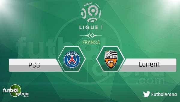 Paris Saint-Germain (PSG) - Lorient maçı saat kaçta, hangi kanalda?