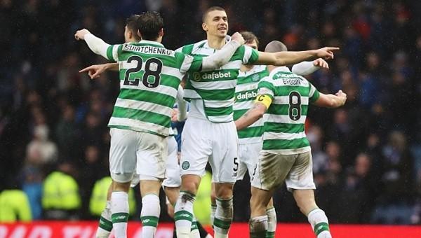 Rangers - Celtic maçı özeti ve golleri