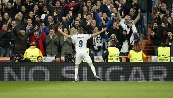 Real Madrid 2-2 Borussia Dortmund maç özeti ve golleri