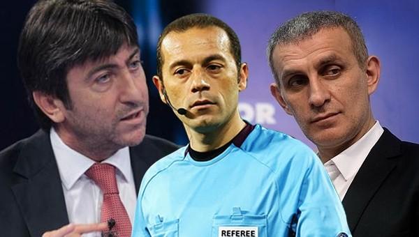 Rıdvan Dilmen'den Hacıosmanoğlu'na FETÖ cevabı