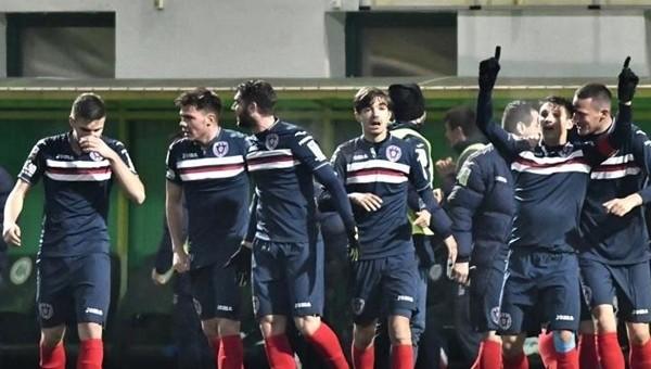 Romanya ekibi ligden çekilebilir