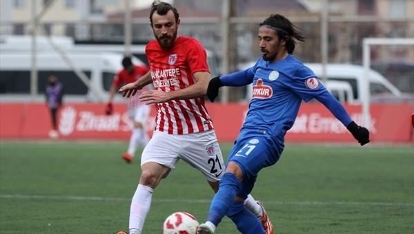Sancaktepe Belediyespor - Çaykur Rizespor maçı özeti ve golü