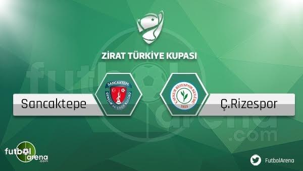 Sancaktepe Belediyespor - Çaykur Rizespor maçı saat kaçta, hangi kanalda?