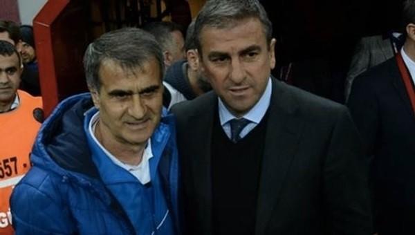 Şenol Güneş ve Hamzaoğlu 5. kez rakip oluyorlar