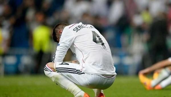Sergio Ramos'tan Türkiye'ye terör desteği