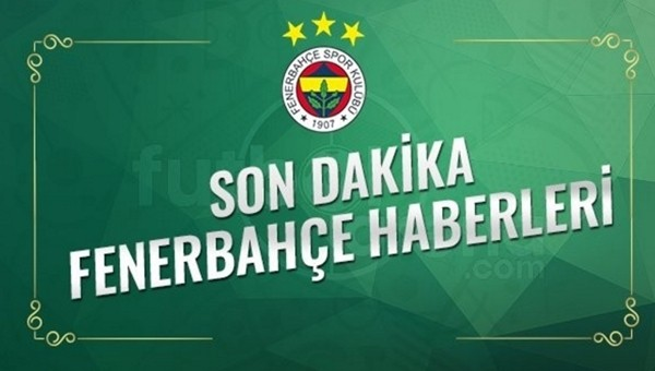 Son dakika Fenerbahçe Haberleri (12 Aralık 2016 Pazartesi)