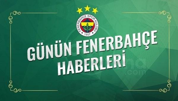 Son dakika Fenerbahçe Haberleri (15 Aralık 2016 Perşembe)