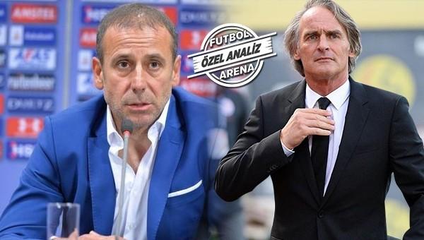 Süper Lig'in en çok maç çeviren teknik adamları...