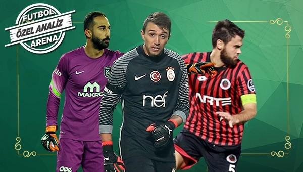 Süper Lig'in istikrar abidesi futbolcuları