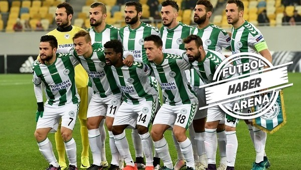 Türkiye için oyna Konyaspor!