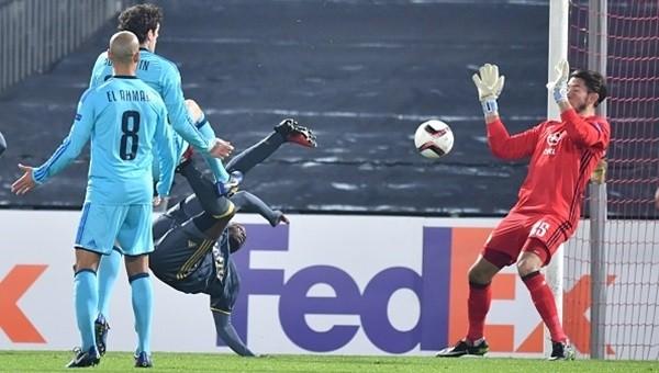 UEFA'dan Sow'a özel tweet