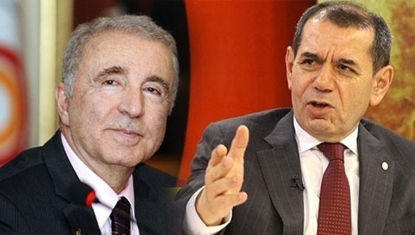 Ünal Aysal'dan Dursun Özbek'e sert sözler