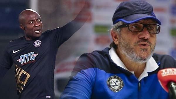 Webo ve Mustafa Reşit Akçay, Galatasaray maçı sonrası farklı konuştular