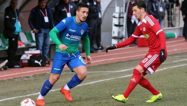 Yeni Amasyaspor 2-3 Sivasspor maç özeti ve golleri