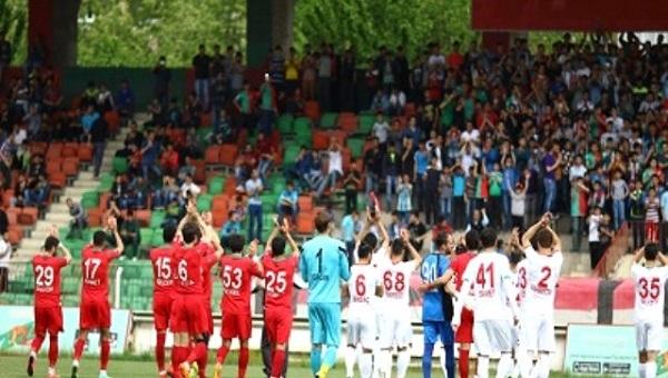 12 Bingölspor - Diyarbekirspor maçı canlı TV izle