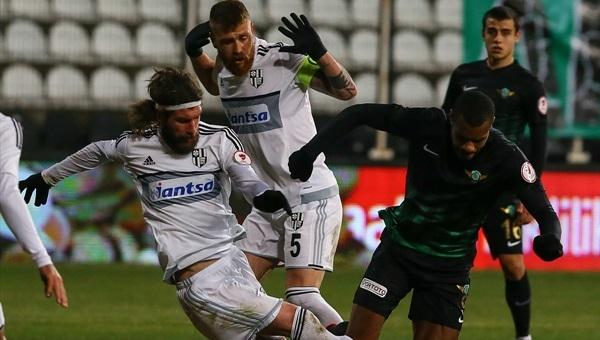 Akhisar Belediyespor 1 - 0 Aydınspor 1923 maçı özeti ve golü