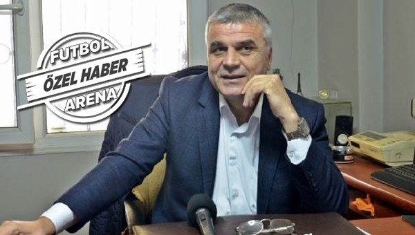 Akhisar Belediyespor Başkanı Hüseyin Eryüksel'den Rodellaga transferi açıklaması