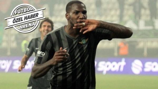 Douglas Ferreira Kayserispor'a tansfer oldu