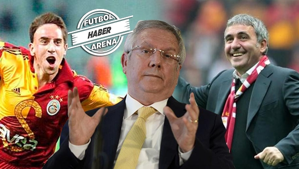 Akıllara o sözler geldi! 'Hagi ve Ribery bize gelmek istedi'