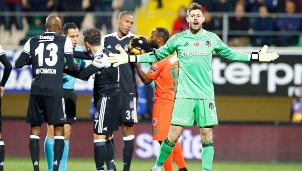 Alanya'da penaltı isyanı! Fabri çılgına döndü
